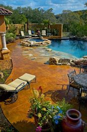 Beautiful Backyards With Pools 38
