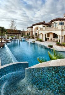 Beautiful Backyards With Pools 57