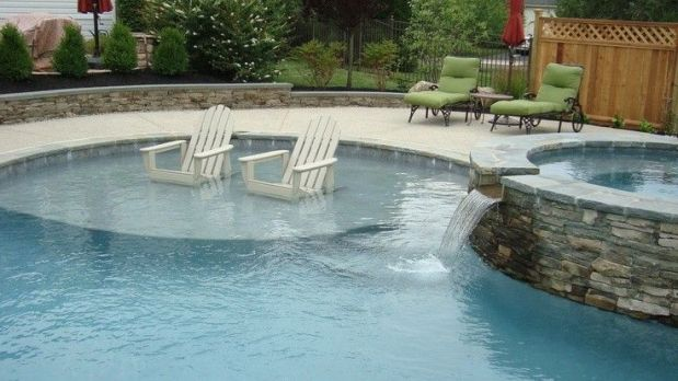 Beautiful Backyards With Pools 67