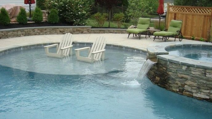 Beautiful Backyards With Pools 67