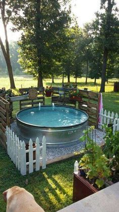 Beautiful Backyards With Pools 70
