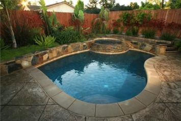 Beautiful Backyards With Pools 71