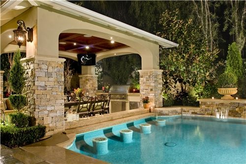 Beautiful Backyards With Pools 77
