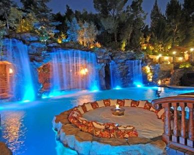 Beautiful Backyards With Pools 78