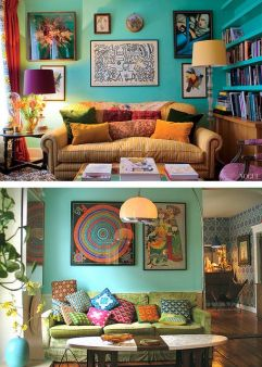 Bright Living Room Decor Ideas 100