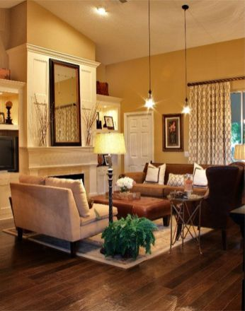Bright Living Room Decor Ideas 108
