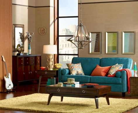 Bright Living Room Decor Ideas 12