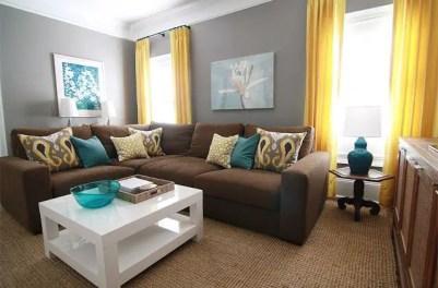Bright Living Room Decor Ideas 130