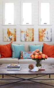 Bright Living Room Decor Ideas 143