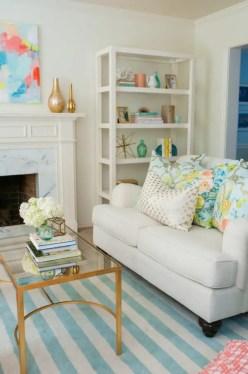 Bright Living Room Decor Ideas 148