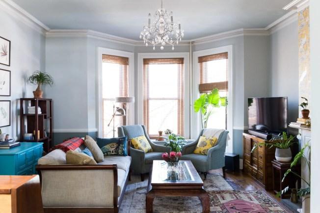 Bright Living Room Decor Ideas 20