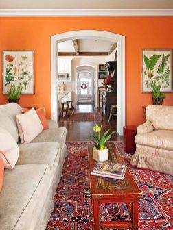Bright Living Room Decor Ideas 29
