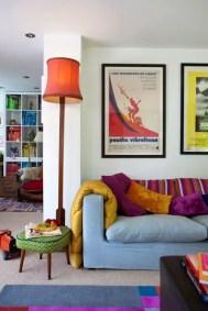 Bright Living Room Decor Ideas 33