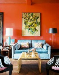 Bright Living Room Decor Ideas 75