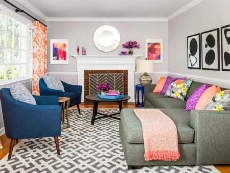Bright Living Room Decor Ideas 99