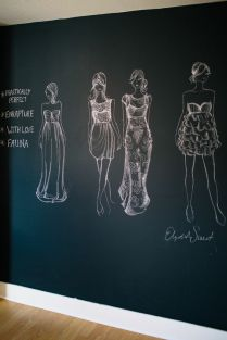 Chalk Wall Bedroom Ideas 109