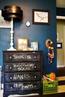 Chalk Wall Bedroom Ideas 124