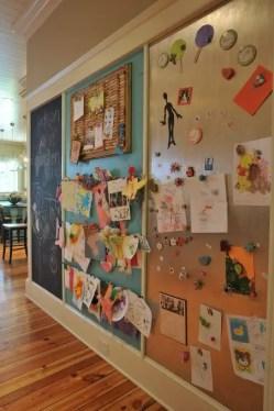 Chalk Wall Bedroom Ideas 137