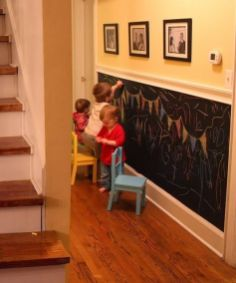 Chalk Wall Bedroom Ideas 40