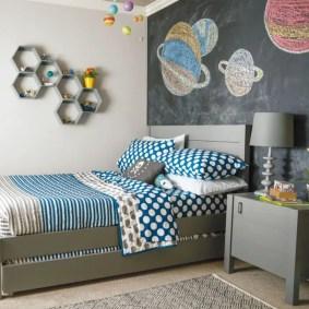 Chalk Wall Bedroom Ideas 41