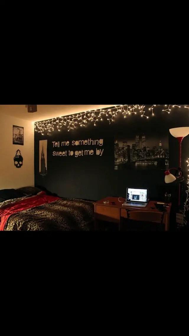 Chalk Wall Bedroom Ideas 58
