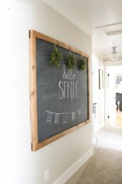 Chalk Wall Bedroom Ideas 63