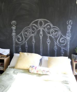 Chalk Wall Bedroom Ideas 70