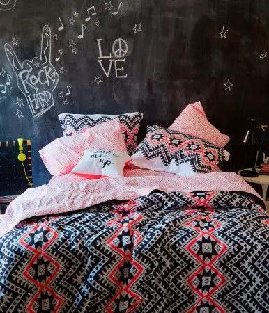 Chalk Wall Bedroom Ideas 80