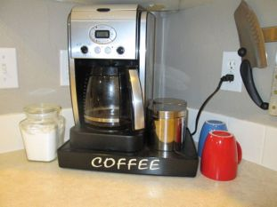 Coffee Makers 103
