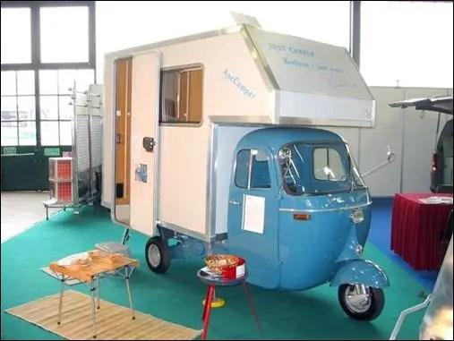 Cozy Campers 72