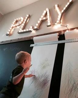 Diy Playroom Ideas 17