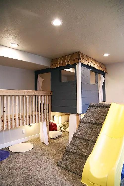 Diy Playroom Ideas 37