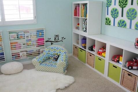 Diy Playroom Ideas 48