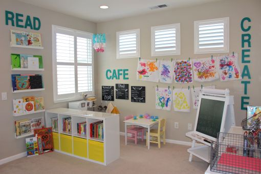 Diy Playroom Ideas 85