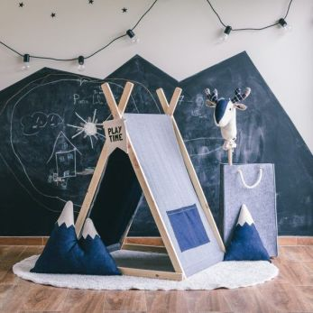 Diy Playroom Ideas 95