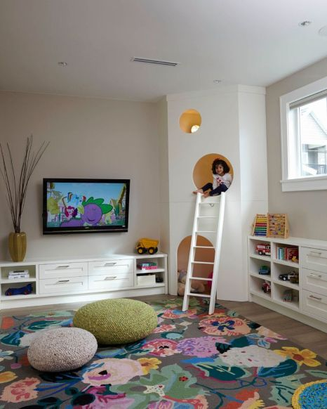 Diy Playroom Ideas 97
