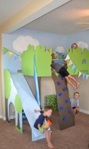 Diy Playroom Ideas 99