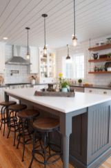 European Farmhouse Kitchen Decor Ideas 102