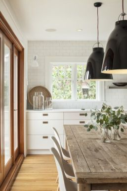 European Farmhouse Kitchen Decor Ideas 107