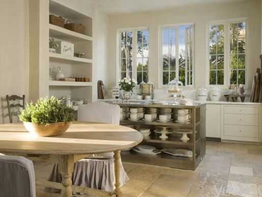 European Farmhouse Kitchen Decor Ideas 108
