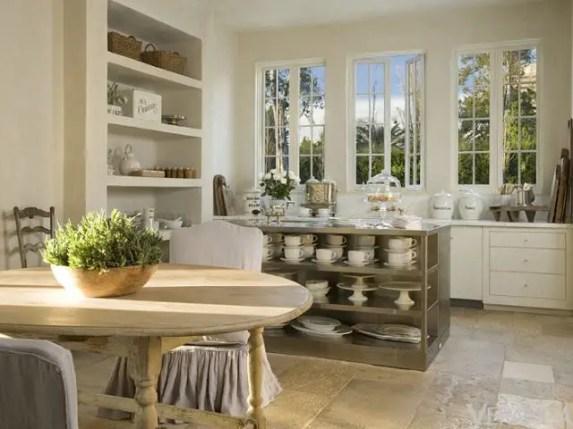 European Farmhouse Kitchen Decor Ideas 108