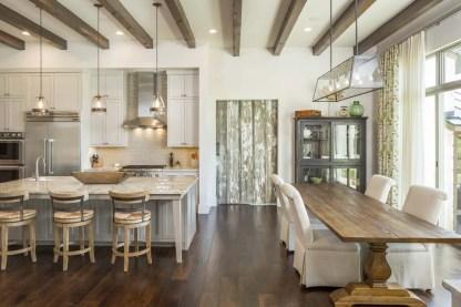 European Farmhouse Kitchen Decor Ideas 117