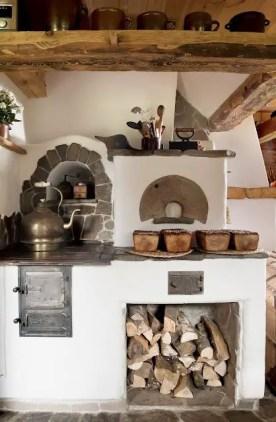 European Farmhouse Kitchen Decor Ideas 135