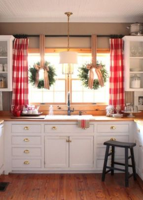 European Farmhouse Kitchen Decor Ideas 28