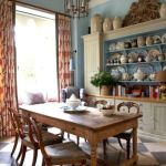 European Farmhouse Kitchen Decor Ideas 73