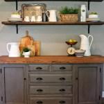 European Farmhouse Kitchen Decor Ideas 74