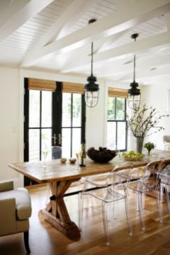 European Farmhouse Kitchen Decor Ideas 96