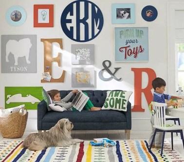Farmhouse Gallery Wall Ideas 100