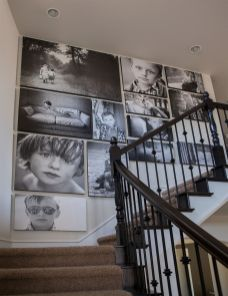 Farmhouse Gallery Wall Ideas 108