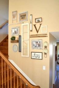 Farmhouse Gallery Wall Ideas 116